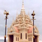 Surat Thani Pillar Shrine
