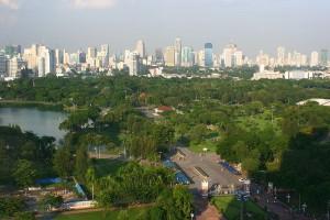 Parc Lumphini à Bangkok
