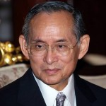 Roi Rama IX Bhumibol Adulyadej