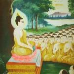 Bouddha Makha Bucha