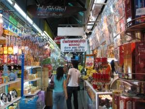 Boutique en Thailande