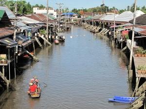Canal d'Amphawa