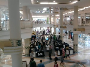 Central Plaza à l'aéroport de Chiang Mai