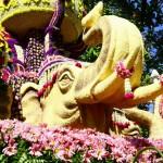 Festival des fleurs à Chiang Mai
