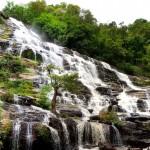 Les chutes d'eau de Mae Ya