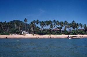 Ao Nang Beach à Krabi