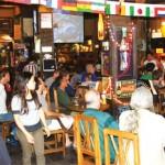Bar sur la rue Loi Kroh à Chiang Mai