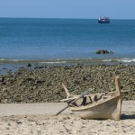 Longtail boat à Koh Lanta