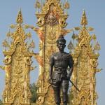 Monument à la mémoire du Roi Mengrai