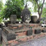 Musée national de Chao Sam Phraya à Ayutthaya