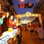 Nouvel an chinois à Nakhon Sawan