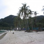 Plage à Koh Phi Phi Don