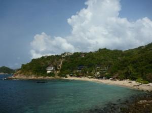 Sai Daeng Beach, dans le Sud de Koh Tao
