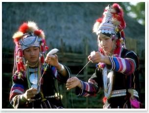 Tribu Akha