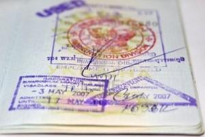 Visa pour la Thailande