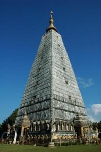 Chedi du temple Wat Nong Bua