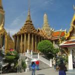 Wat Phra Kaew (Temple du Bouddha d'Emeraude)