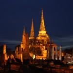 Wat Phra Si Sanphet à Ayutthaya