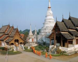 Wat Phra Singh - Chiang Maï