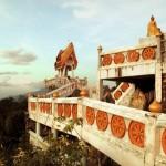 Wat Tham Sua, le temple du Tigre à Krabi