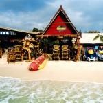 La plage de Ao Wong Duean à Koh Samet