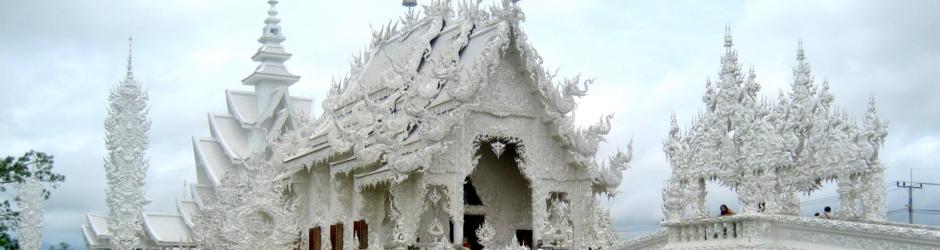 Chiang Raï - Wat Rong Khun
