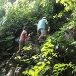 Randonnée pédestre à Koh Phangan
