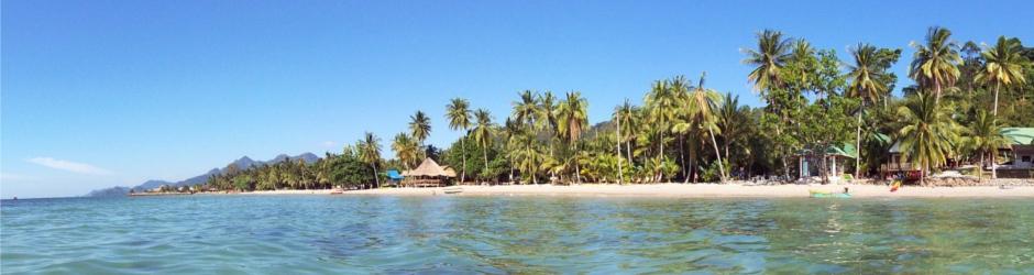 L'île de Koh Chang en Thailande