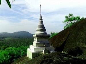 Wat Khao Tam à Koh Phangan