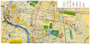 Carte de Bangkok
