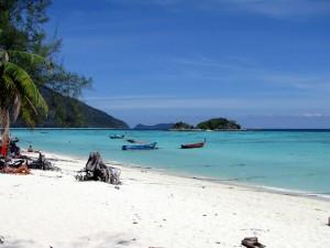 Pattaya Bay sur Koh Lipe