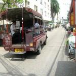 Songtao à Krabi