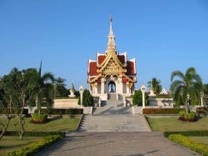 Temple à Udon Thani