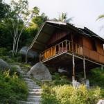 Bungalow à Koh Tao