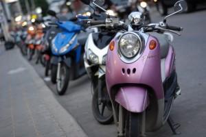 Location de scooter en Thaïlande