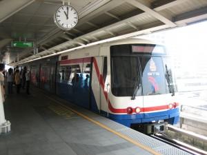 Skytrain (BTS) à Bangkok