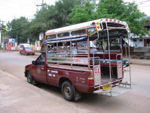 Songteo à Udon Thani