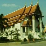 Wat Na Phra Men à Ayutthaya