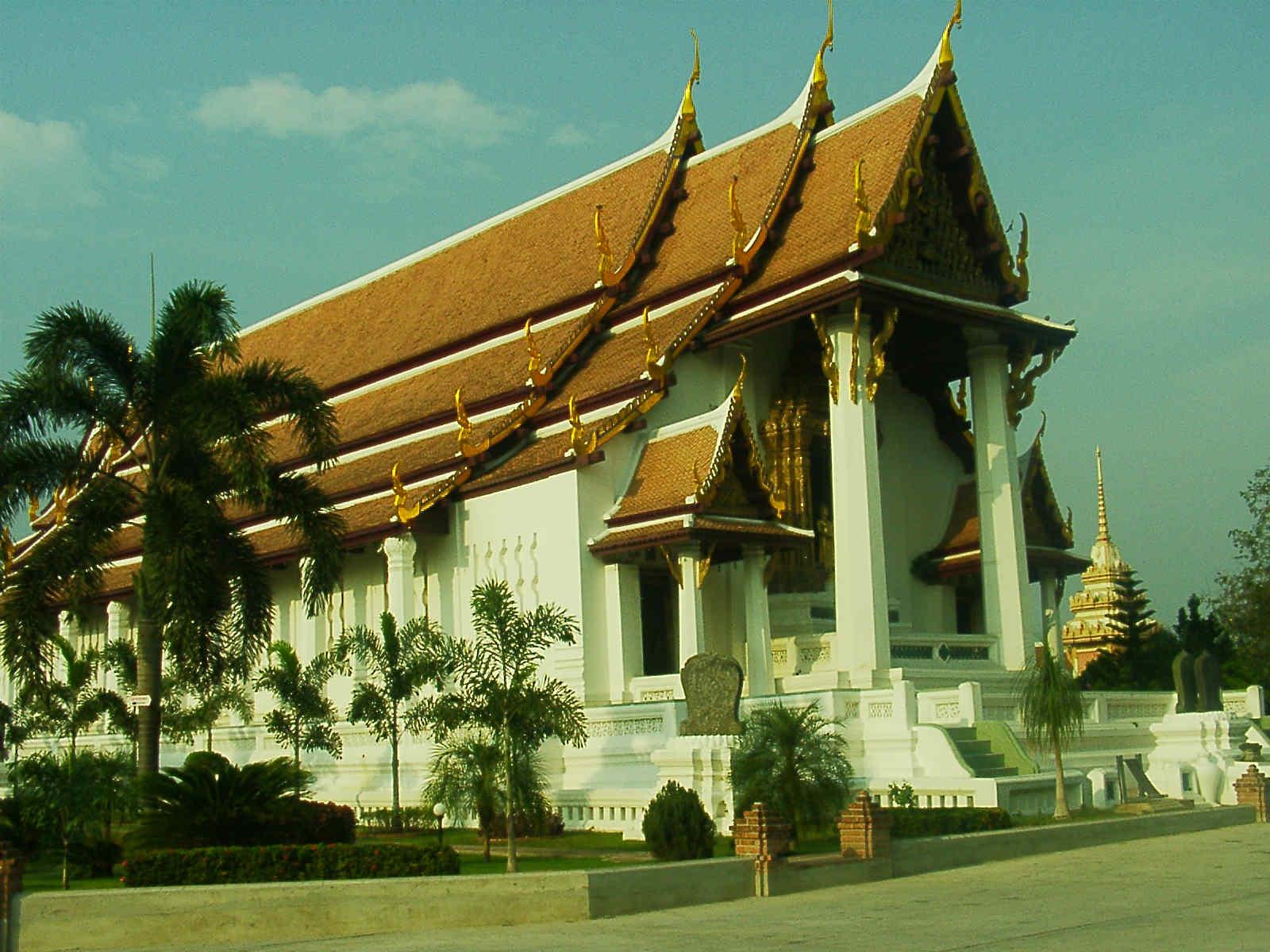 Ayutthaya, une ville historique dans le Nord de la Thaïlande