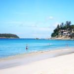Plage de rêve sur les îles Phi Phi