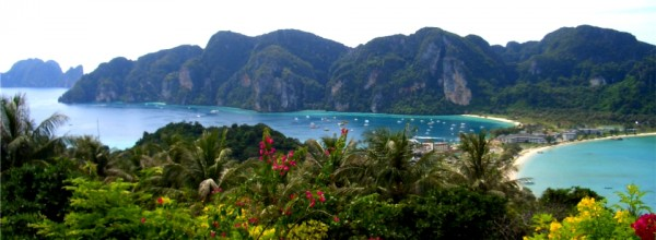 Les plages paradisiaques de Krabi et de Koh Phi Phi