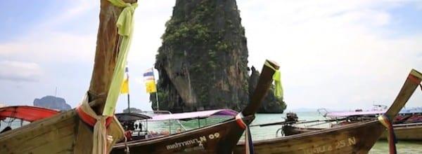 Hearing the Sunshine, un documentaire sur la Thaïlande