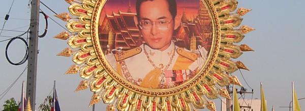 Anniversaire du Roi Rama IX