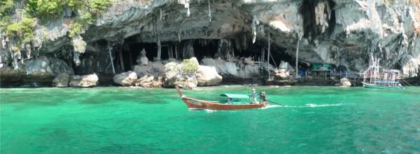 Visitez les îles autour de Krabi et de Kob Phi Phi