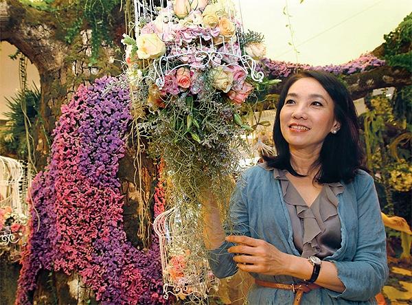Yuwadee Chirathivat est à la tête des magasins Central