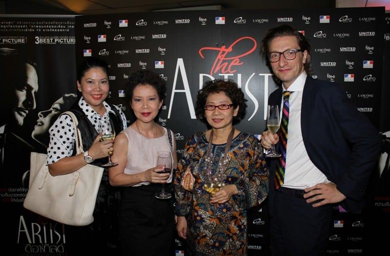 The Artist à Bangkok