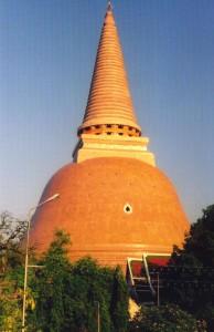 Chedi Phra Pathom de Nakhon Pathom