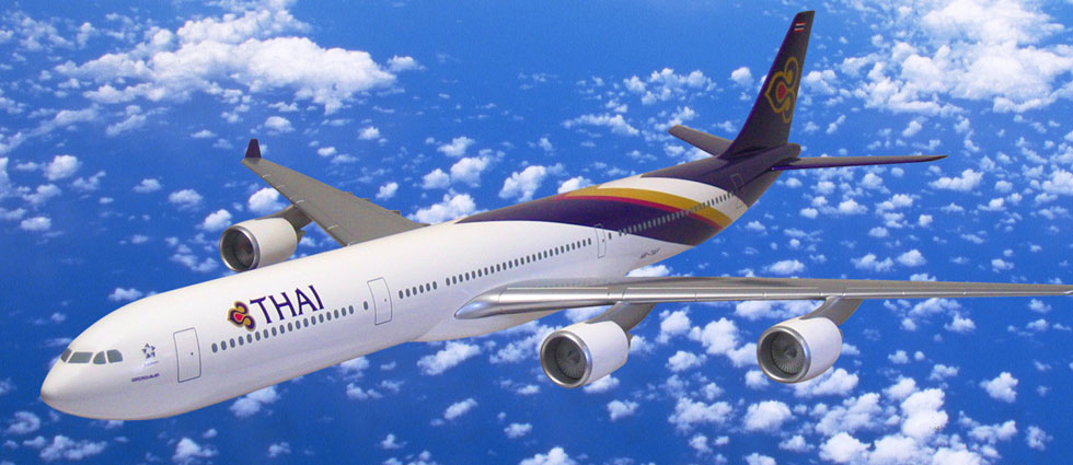 Thai Airways : une compagnie au top de la technologie