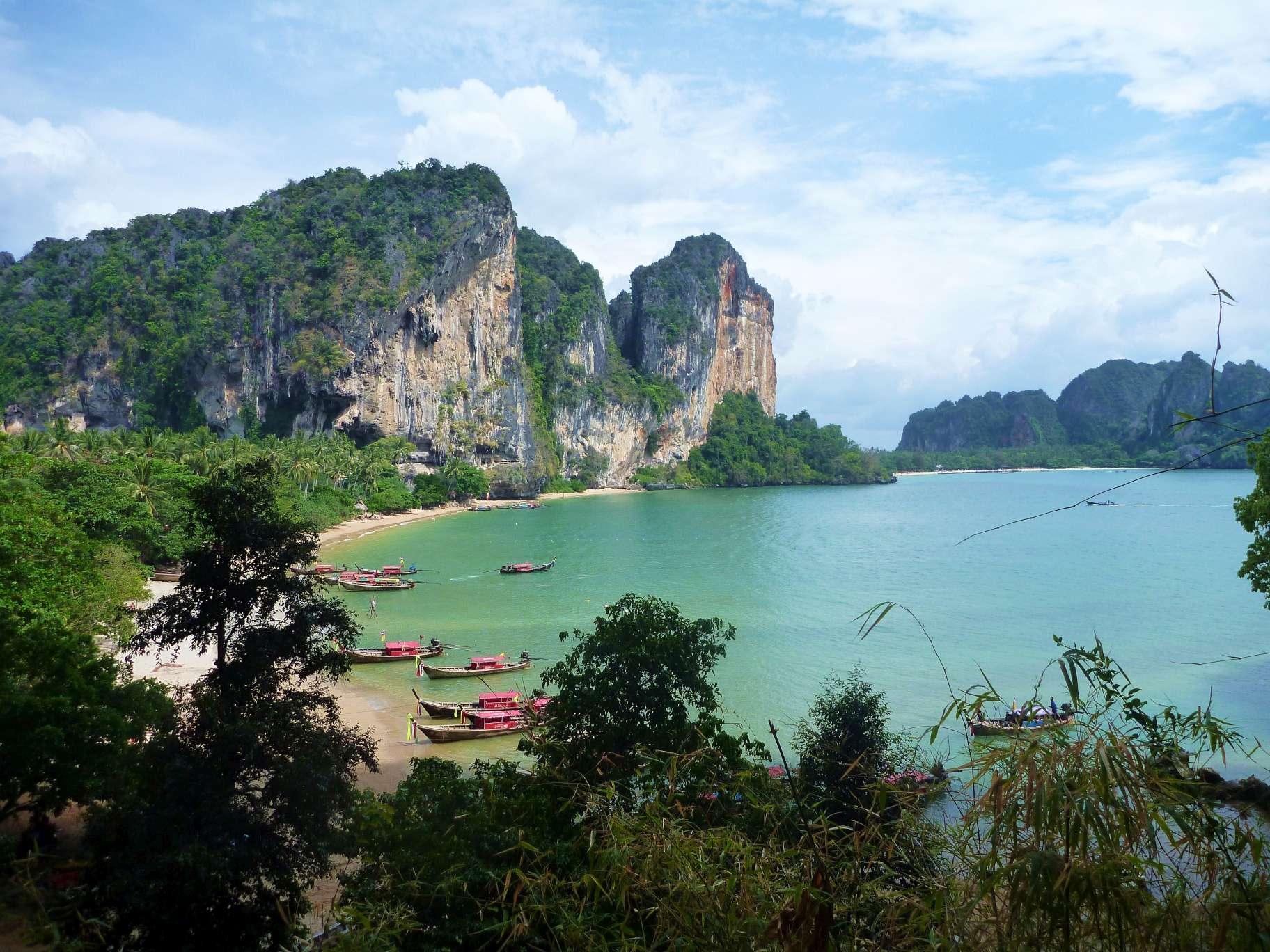 Koh Phi Phi - Plage de Ton Sai