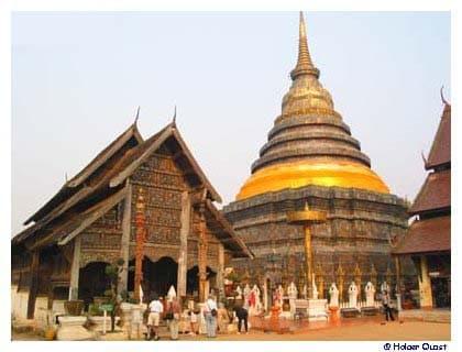 WatPhra That Lampang Luang